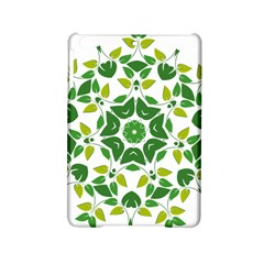 Leaf Green Frame Star Ipad Mini 2 Hardshell Cases