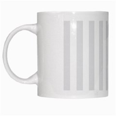 Main Field Football Sport Gray White Mugs