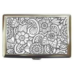 These Flowers Need Colour! Cigarette Money Cases