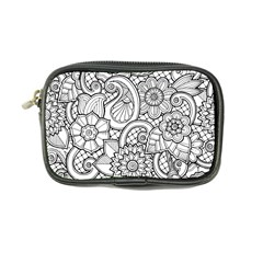 These Flowers Need Colour! Coin Purse