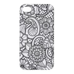 These Flowers Need Colour! Apple iPhone 4/4S Premium Hardshell Case
