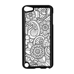 These Flowers Need Colour! Apple iPod Touch 5 Case (Black)