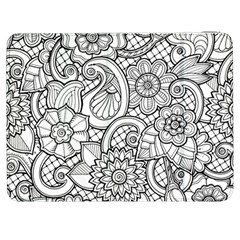 These Flowers Need Colour! Samsung Galaxy Tab 7  P1000 Flip Case