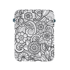 These Flowers Need Colour! Apple iPad 2/3/4 Protective Soft Cases
