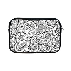 These Flowers Need Colour! Apple iPad Mini Zipper Cases