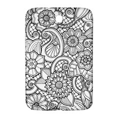 These Flowers Need Colour! Samsung Galaxy Note 8.0 N5100 Hardshell Case