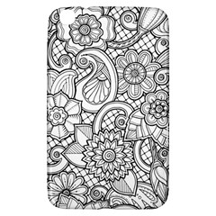 These Flowers Need Colour! Samsung Galaxy Tab 3 (8 ) T3100 Hardshell Case