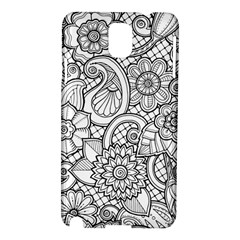 These Flowers Need Colour! Samsung Galaxy Note 3 N9005 Hardshell Case
