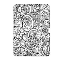 These Flowers Need Colour! Samsung Galaxy Tab 2 (10.1 ) P5100 Hardshell Case