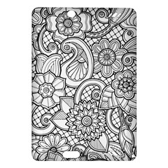 These Flowers Need Colour! Amazon Kindle Fire HD (2013) Hardshell Case