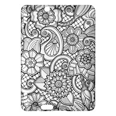 These Flowers Need Colour! Kindle Fire HDX Hardshell Case