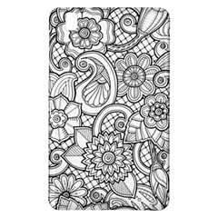 These Flowers Need Colour! Samsung Galaxy Tab Pro 8.4 Hardshell Case