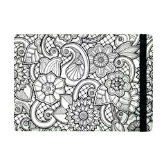 These Flowers Need Colour! iPad Mini 2 Flip Cases