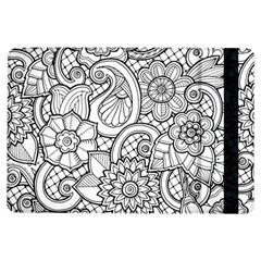 These Flowers Need Colour! iPad Air Flip
