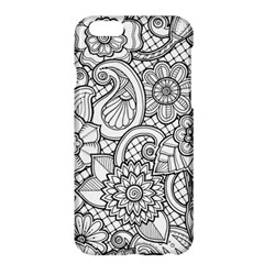 These Flowers Need Colour! Apple iPhone 6 Plus/6S Plus Hardshell Case
