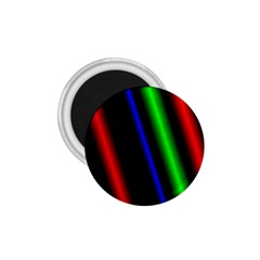Multi Color Neon Background 1 75  Magnets