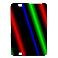 Multi Color Neon Background Kindle Fire HD 8.9