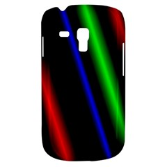 Multi Color Neon Background Galaxy S3 Mini