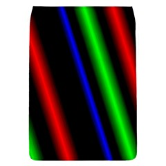 Multi Color Neon Background Flap Covers (L)