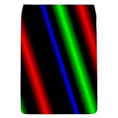 Multi Color Neon Background Flap Covers (S)