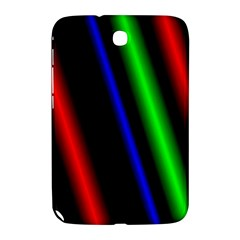 Multi Color Neon Background Samsung Galaxy Note 8.0 N5100 Hardshell Case