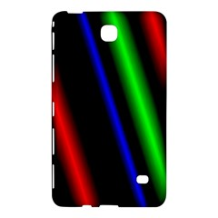 Multi Color Neon Background Samsung Galaxy Tab 4 (7 ) Hardshell Case