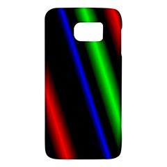 Multi Color Neon Background Galaxy S6