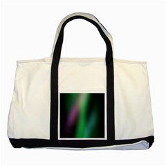 Course Gradient Color Pattern Two Tone Tote Bag