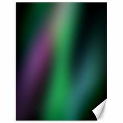 Course Gradient Color Pattern Canvas 12  x 16