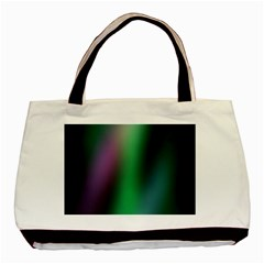 Course Gradient Color Pattern Basic Tote Bag (Two Sides)