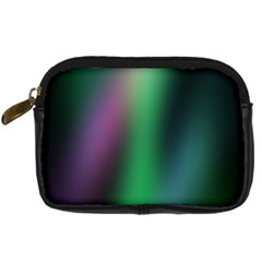 Course Gradient Color Pattern Digital Camera Cases