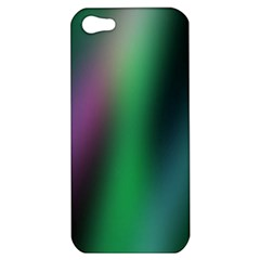 Course Gradient Color Pattern Apple iPhone 5 Hardshell Case