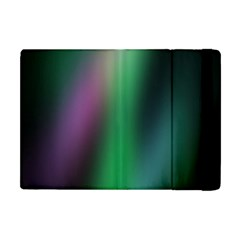 Course Gradient Color Pattern Apple iPad Mini Flip Case