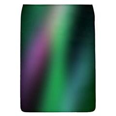 Course Gradient Color Pattern Flap Covers (L)