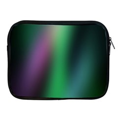 Course Gradient Color Pattern Apple iPad 2/3/4 Zipper Cases