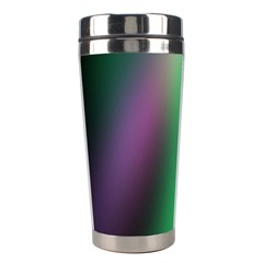 Course Gradient Color Pattern Stainless Steel Travel Tumblers
