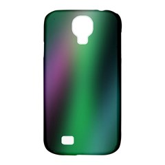 Course Gradient Color Pattern Samsung Galaxy S4 Classic Hardshell Case (pc+silicone)