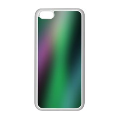 Course Gradient Color Pattern Apple iPhone 5C Seamless Case (White)