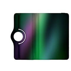 Course Gradient Color Pattern Kindle Fire HDX 8.9  Flip 360 Case