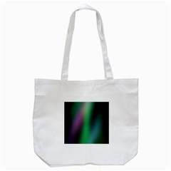 Course Gradient Color Pattern Tote Bag (white)