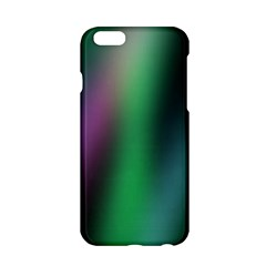 Course Gradient Color Pattern Apple iPhone 6/6S Hardshell Case