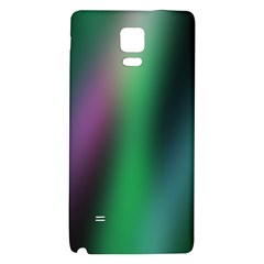 Course Gradient Color Pattern Galaxy Note 4 Back Case