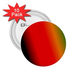 Multi Color Pattern Background 2 25  Buttons (10 Pack)