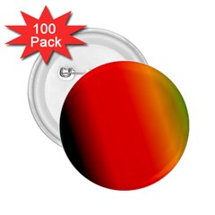 Multi Color Pattern Background 2.25  Buttons (100 pack)