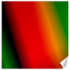 Multi Color Pattern Background Canvas 20  x 20