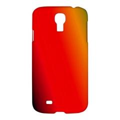 Multi Color Pattern Background Samsung Galaxy S4 I9500/I9505 Hardshell Case