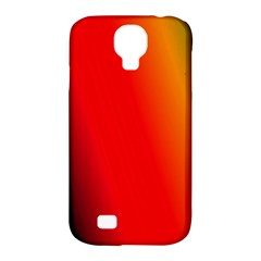 Multi Color Pattern Background Samsung Galaxy S4 Classic Hardshell Case (pc+silicone)