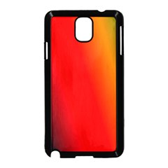 Multi Color Pattern Background Samsung Galaxy Note 3 Neo Hardshell Case (Black)