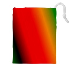 Multi Color Pattern Background Drawstring Pouches (XXL)