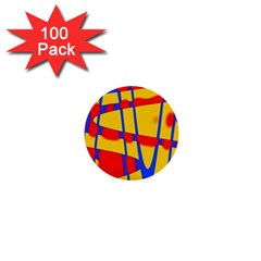 Graphic Design Graphic Design 1  Mini Buttons (100 Pack)
